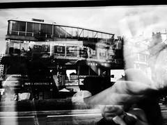 A Seoul hello (brendan ó sé) Tags: shotoniphone brendanósé iphonephotographeroftheyear2017 brendanóséiphonephotography iphonephotography brendanóséshotoniphone brendanóséapple reflections distortion creativestreetphotography blackandwhite blackandwhiteiphone iphone7plus kissthefuture believeachieve iamthere iamnotthere seoul cork shanghai