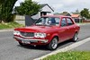 1974 Mazda RX3 (stephen trinder) Tags: stephentrinder stephentrinderphotography aotearoa christchurch christchurchnewzealand 1974 mazda rx3 thecarsofchristchurch thecarsofchristchurchnewzealand rotary custom red godzone