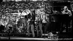 Deep Purple (Holfo) Tags: birminghamnia concert deeppurple rock nikon p7800 people gig blackwhite monochrome purps bw guitars guitarist rogerglover ianpaice donairey stevemorse 70s rocknroll playing performers band rockband hardrock musicians performing cymbal drums smokeonthewater play show performs giging performed superb rolling musical