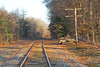 No Trains Today (craigsanders429) Tags: railroad kentohio tracks railroadtracks lateautumn rails erierailroad