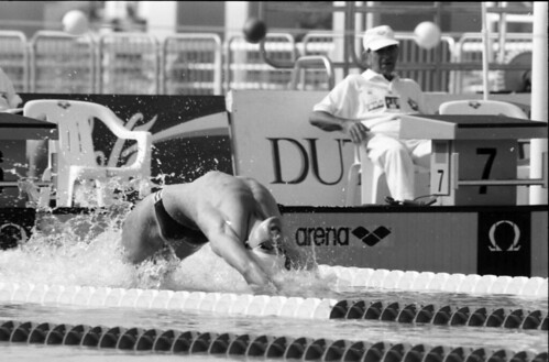 144 Swimming EM 1991 Athens