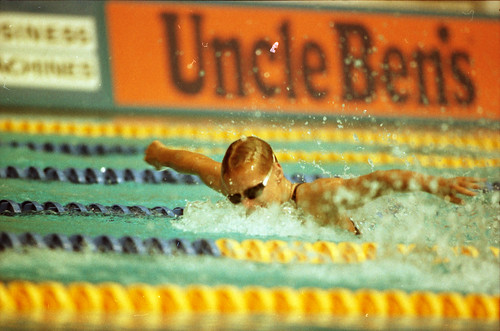 128 Swimming EM 1993 Sheffield