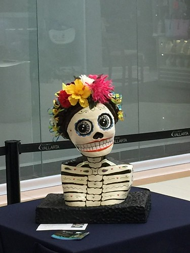 "Day of the Dead Catrina • <a style=""font-size:0.8em;"" href=""http://www.flickr.com/photos/28558260@N04/26750161809/"" target=""_blank"">View on Flickr</a>"