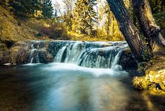 DSC_3357 (Rinathq) Tags: waterfalls fall 2017 alberta canada longexposure nikon iamnikon d7200 tokina landscape photography nature