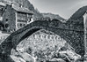 01112017-DSC_0363 (Massimo Cavalieri d'Oro) Tags: ponte bridge mountains montagna blackandwhite blackwhite bw river fiume biancoenero landscape panorama paesaggio
