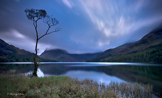 Buttermere Lake, Cumbria, Lake District.
