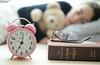 Book Three (disgruntledbaker1) Tags: clock book sleep bear girl