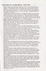 Falkirk vs Partick Thistle - 1976 - Page 15 (The Sky Strikers) Tags: falkirk partick thistle brockville scottish league one bairns view official programme 10p division