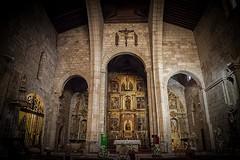 Iglesia de San Juan Bautista, Romanico Zamora (Carlos SGP) Tags: españa es esculturas castillayleón zamora altar sanjuanbautista eglise iglesia church escultura romanico xii