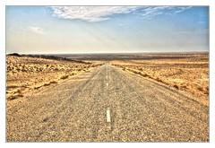 Urgench UZ - Kyzylkum Desert (Daniel Mennerich) Tags: silk road uzbekistan choresm history architecture hdr clay fortresses kysylkum