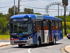 Viação Osasco 21.971 (busManíaCo) Tags: metropolitano caioinduscar viaçãoosasco caio millennium brt mercedesbenz of1724 bluetec 5