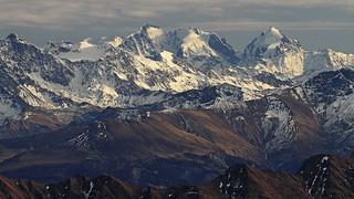 Bernina Massif