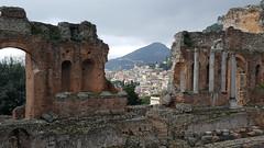 Teatro (alvaro31416) Tags: taormina sicilia italia teatro griego romano