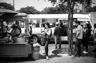 Piqueo Callejero / Street Snack