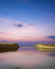 M9CB9434 (pattana92392) Tags: sunset seawave sea longexposure coast water fineart stone minimal