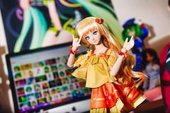 Kira! 🌟 wait... Sheryl?! (AsepsFire) Tags: dolfiedream doll sherylnome nikon nikond7200 volks dollphotography