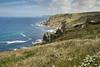 Cornwall Coastal Walk (Homdaum) Tags: walkcoastal seasky