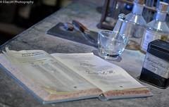 Potions Classroom, Hogwarts (Ellacott Photography) Tags: potions hogwarts harrypotter harrypottermovies wbtourlondon wbtour london editing lightroom photography nikond3100 potionsclassroom