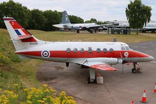 XX496 | Scottish Aviation Jetstream T Mk.1 | RAF - Royal Air Force (45 squadron)