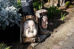 mask (ababhastopographer) Tags: kyoto kidu mask woodcarving forklore 京都 木津 面 木彫 民俗