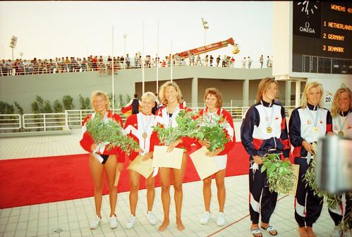 539 Swimming EM 1991 Athens
