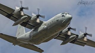 Swedish Air Force Lockheed C-130H Hercules 84006-3