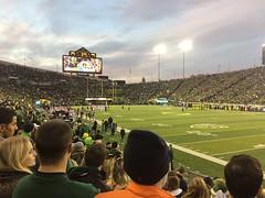 Arizona vs Oregon (LarrynJill) Tags: ducks uo oregon football arena autzen