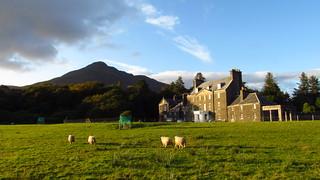 Lochbuie & Moy Castle