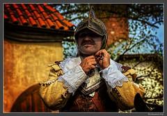 Reenactors_ The Thirty Years' War_Zámecký park_Chateau park_Brsndýs nad Labem_Czechie (ferdahejl) Tags: reenactors zámeckýpark brsndýsnadlabem czechie chateaupark thethirtyyearswar laguerredetrenteans