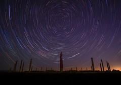 Twin Circles (ajecaldwell11) Tags: xe3 pou hawkesbay newzealand ateaarangi ankh astrophotography stars napier sky night celestialcompass caldwell fujifilm light