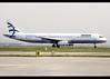 Airbus | A321-231 | Aegean Airlines | SX-DGQ | Frankfurt/Main | FRA | EDDF (Christian Junker | Photography) Tags: nikon nikkor d800 d800e dslr 70200mm aero plane aircraft airbus a321231 a321200 a321 aegeanairlines aegean a3 aee a334 aee34 aegean34 sxdgq narrowbody departure takeoff 18 fog haze airline airport aviation planespotting 3322 frankfurtinternationalairport rheinmain rheinmaininternationalairport fra eddf fraport frankfurt frankfurtmain hessen hesse germany europe airportring deicingstation christianjunker flickraward flickrtravelaward worldtrekker superflickers zensational
