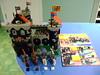 Vintage lego set 6086 Black Knight's catle (tekmoc17) Tags: parts lego classic castle series black knights set 6086 1992 bricks