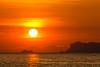 Ko Samui sunset (Rita Eberle-Wessner) Tags: asia asien thailand kosamui sonnenuntergang sunset sonne sun orange red rot silhouette inseln islands insel meer ocean wolken clouds suratthani angthong landscape landschaft wasser water himmel sky golfvonthailand gulfofthailand nathonbeach