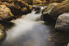 water rushing down a creek.. (ckollias) Tags: creek beautyinnature blurredmotion day forest longexposure milkyway motion nature nopeople outdoors river riverscape rockobject scenics slowshutterspeed tranquilscene water waterfall