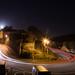 Pleine lune sur Laroche-Bernard