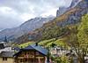 Scenic village of Leukerbad (somabiswas) Tags: saariysqualitypictures switzerland leukerbad alps valais clouds nature landscape d5600