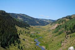 Colorado - Rio De Los Pinos River (Jim Strain) Tags: jmstrain colorado river riodelospinos mountains cumbrestoltec cumbres