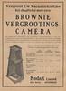 Kodak Brownie Enlarger Camera Advertisement 1922 (01) (Hans Kerensky) Tags: kodak brownie enlarger camera advertisement lux nl november 1922