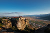 Monastary (Z33KAY) Tags: europe meteora rocks greece landscape travel