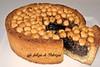 Crostata con crema frangipane alle nocciole (Le delizie di Patrizia) Tags: crostata con crema frangipane alle nocciole le delizie di patrizia ricette dolci