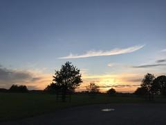 Sunset, Coombe Abbey (new folder) Tags: sunset dusk autumn coombepark coombeabbey warwickshire