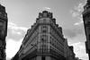 St Germain (Léon Burri) Tags: toitsdeparis toits paris saintgermain hotel hotelbelloy blackwhite