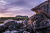 Sunrise on Meneham (Vol'tordu) Tags: meneham brittany france beach house rocks shelter sunrise morning autumn k7 pentax stones europe celtic finistère