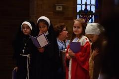 Second-Graders On All Saints' Day (Joe Shlabotnik) Tags: november2017 church isabeli 2017 catholic mrscatapano saints morgan miaw yana afsdxvrzoomnikkor18105mmf3556ged