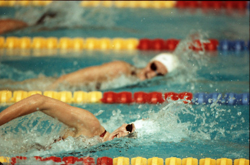 112 Swimming EM 1993 Sheffield