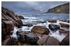 (Light Magnetic) Tags: beach landscape elgol waves scotland isleofskye coast uk mountain