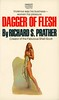 Gold Medal Books T2625 - Richard S. Prather - Dagger of Flesh (swallace99) Tags: goldmedal fawcett vintage 70s murder mystery amnesia paperback handbra callipygian