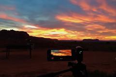 AZ/UT (buddу) Tags: usa us unitedstates america utah monumentvalley navajo ut adventure travel outdoors camp road canyon mountain sky car sunset