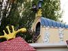 Whacky Shack Dog (BunnyHugger) Tags: waldameer amusementpark erie pennsylvania whackyshack darkride