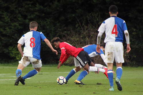 Blackburn Rovers & Angel Gomes